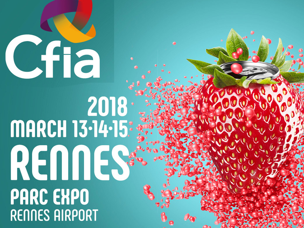 Salon CFIA 2018 RENNES